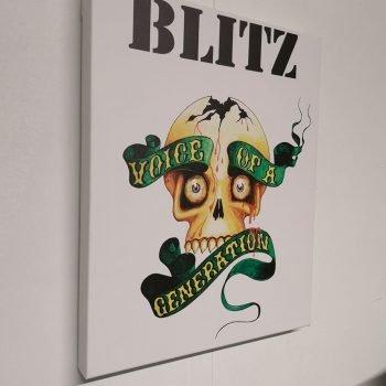 Blitz – Warriors Long Sleeve