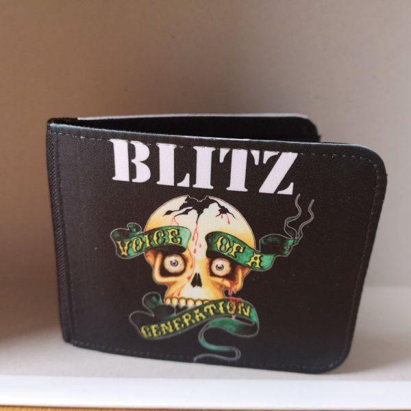 Blitz – Voice of a Generation Wallet