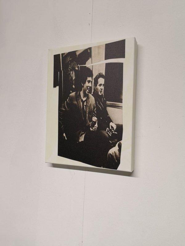 The Clash – NME Freebie Canvas