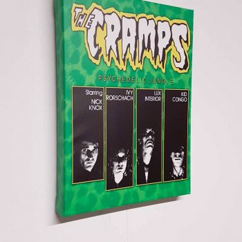The Cramps – Psychedelic Jungle T Shirt