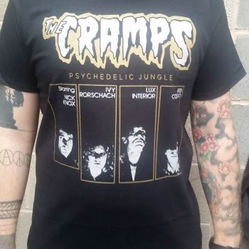 The Cramps – Psychedelic Jungle Canvas