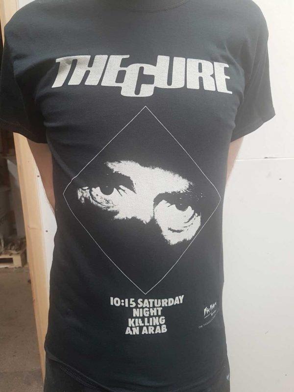 The Cure – Killing an Arab T Shirt