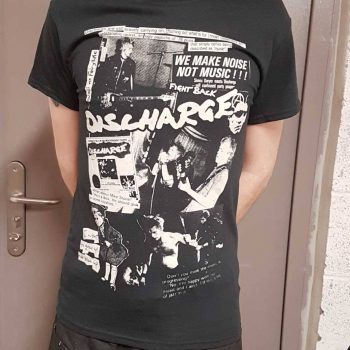 Discharge – Hear Nothing See Nothing Canvas