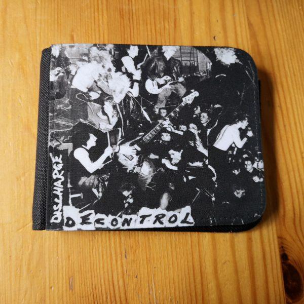 Discharge – Decontrol Wallet