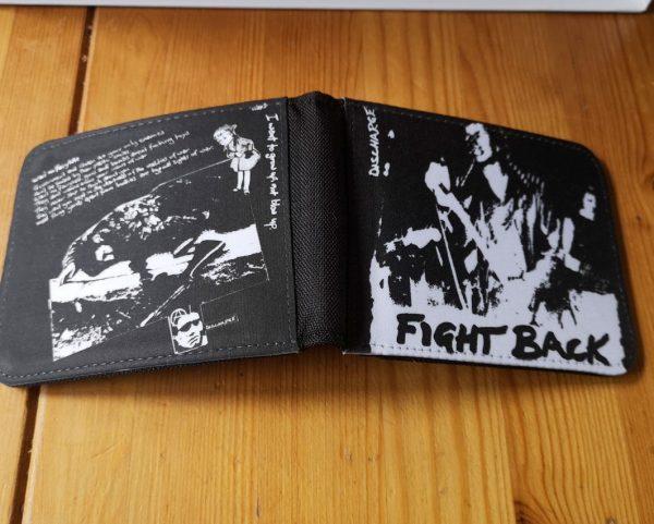 Discharge – Fight Back Wallet