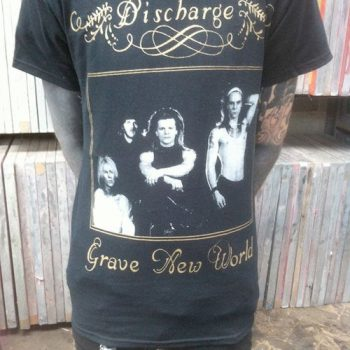 Discharge – Collage T Shirt