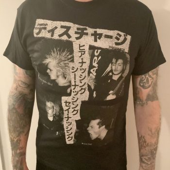 Discharge – This is the system you created T Shirt