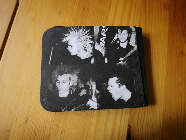 Discharge – Hear Nothing Wallet