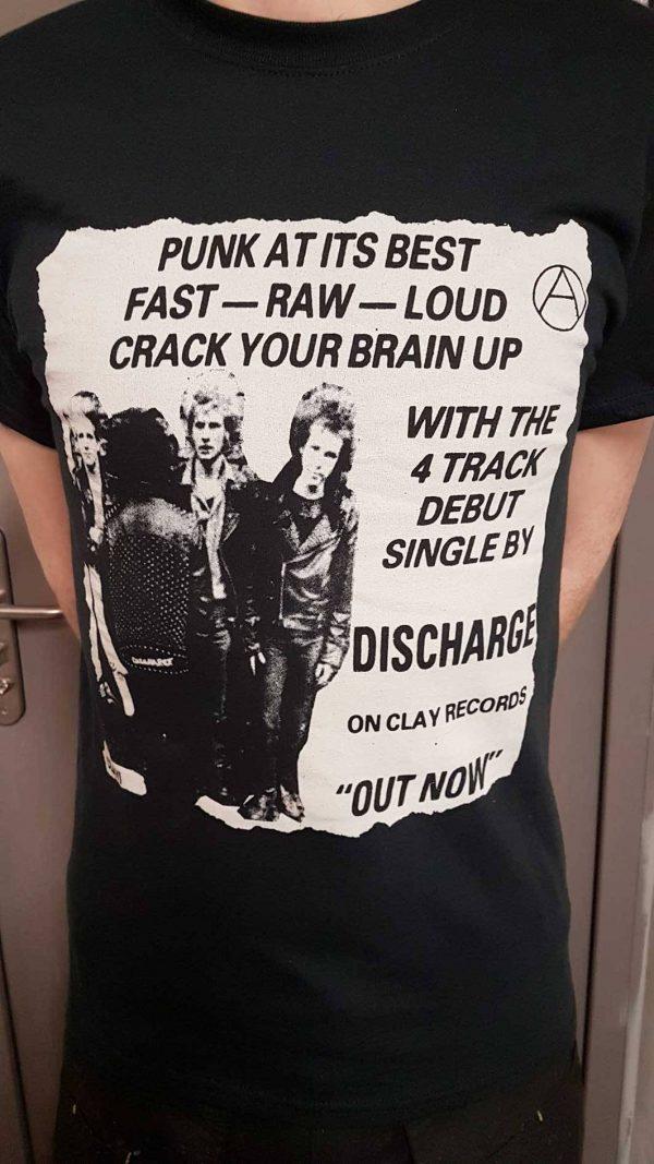 Discharge – Realities of War T Shirt