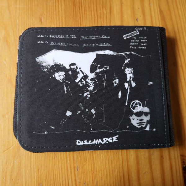 Discharge – Realities of War Wallet