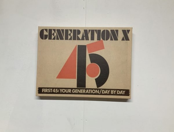 Generation X – Your Generation Canvas