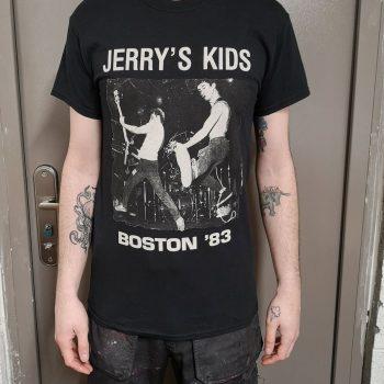 Jerry's Kids – Boston not LA Long Sleeve