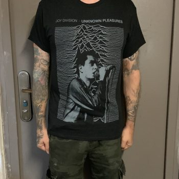 Joy Division – Walked in Line T Shirt