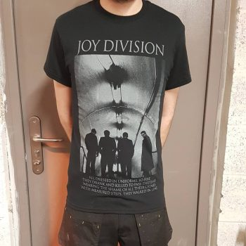Joy Division – Unknown Pleasures T Shirt