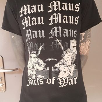 Mau Maus – Society's Rejects T Shirt