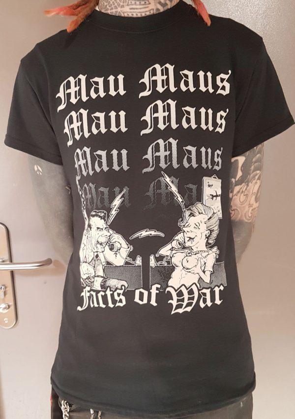 Mau Maus – Facts of War T Shirt