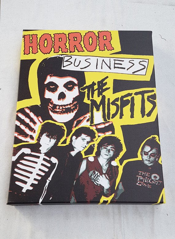 Misfits – Horror Business Canvas