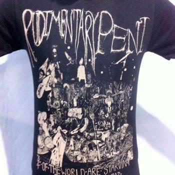 Rudimentary Peni – Farce T Shirt