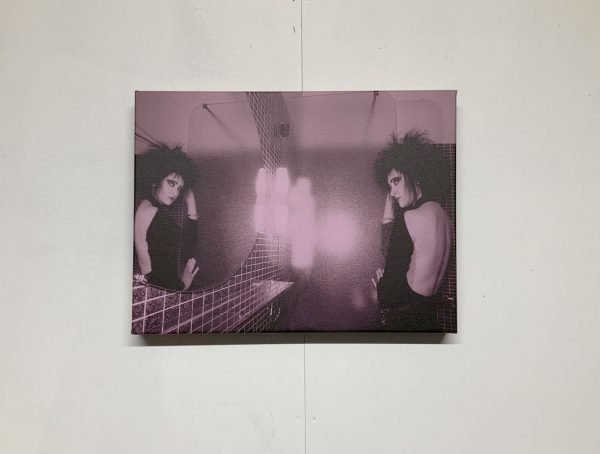 Siouxsie and the Banshees – Portrait Canvas