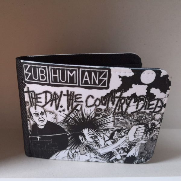 Subhumans – Day the Country Died Wallet