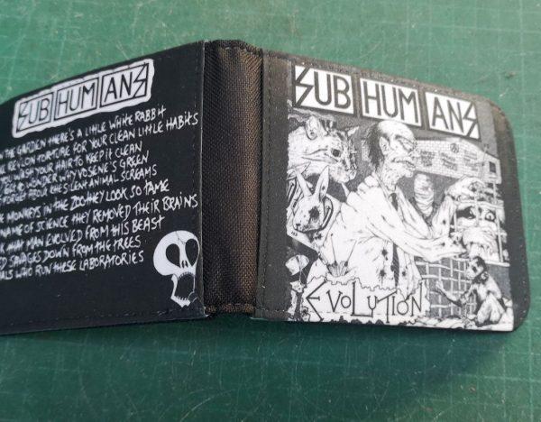 Subhumans – Evolution Wallet