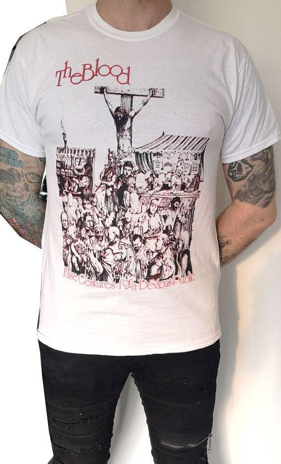 The Blood – False Gestures T Shirt