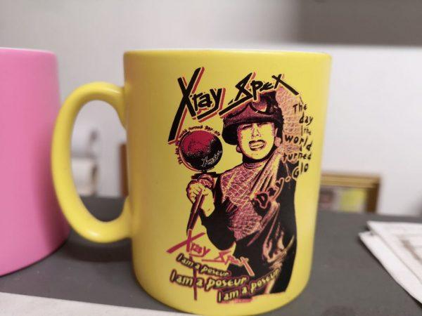X-Ray Spex – I'm a Poseur Mug
