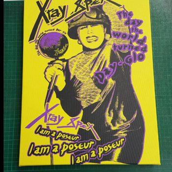 X-Ray Spex – Polystyrene I'm a Poseur Sweatshirt