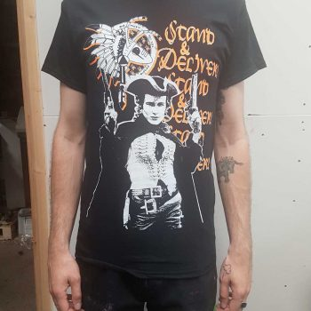 Adam & The Ants – Stand and Deliver T Shirt