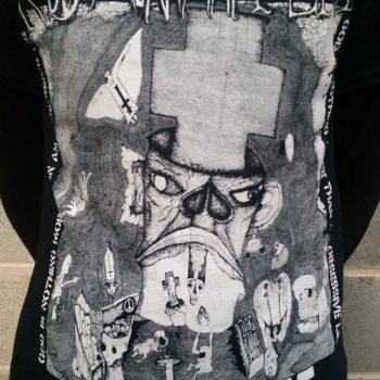 Rudimentary Peni – Death Church T Shirt