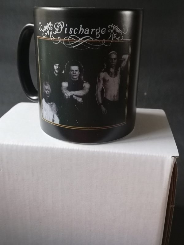 Discharge – Grave New World Mug