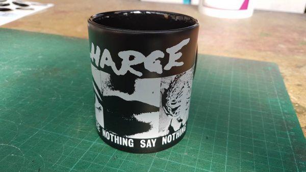 Discharge – Hear Nothing Mug