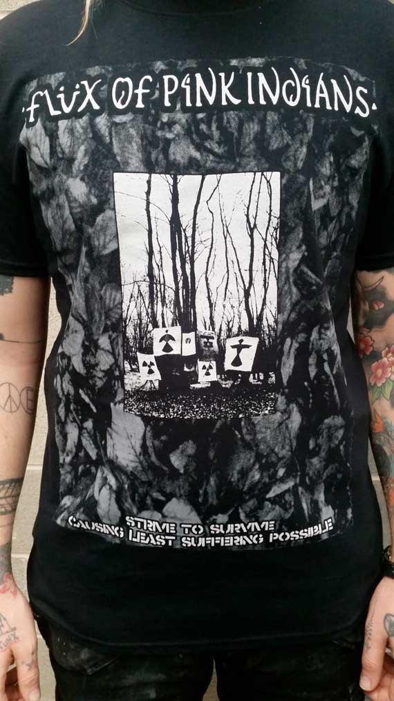 Flux – Strive to Survive T Shirt