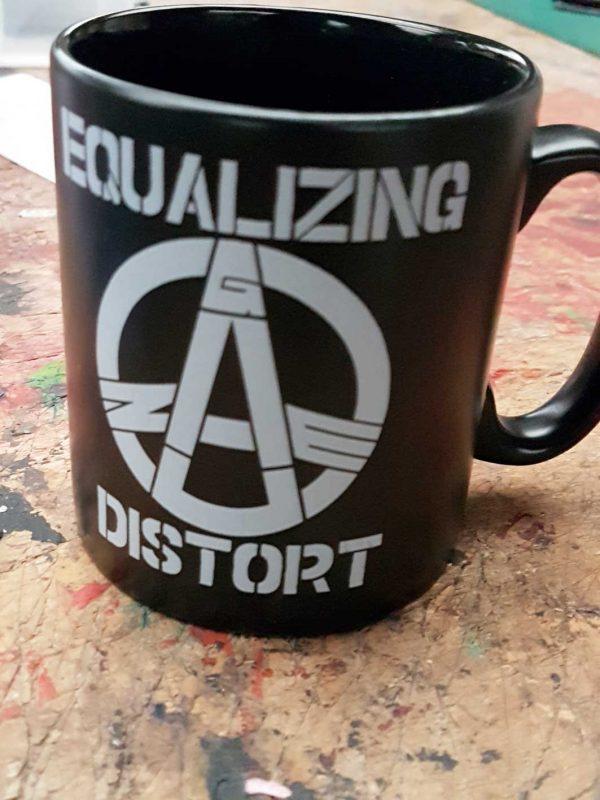 Gauze – Equalizing Distort Mug