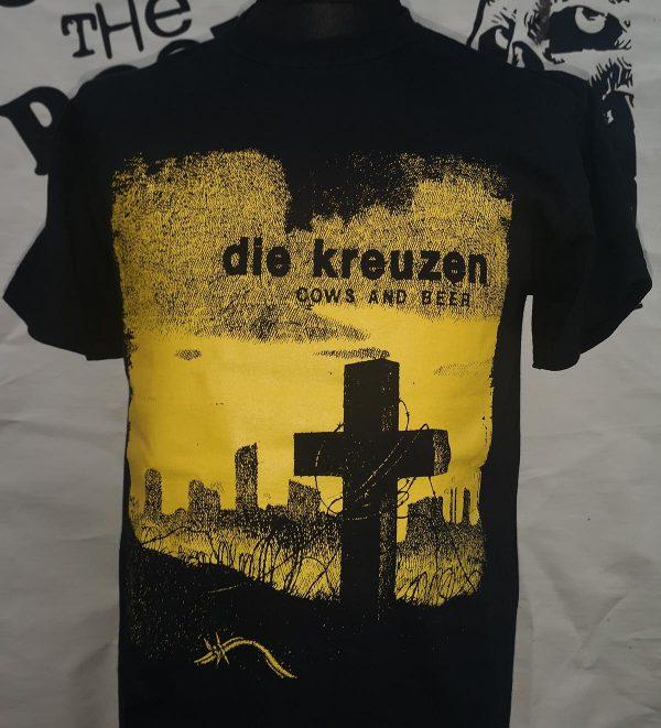 Die Kreuzen – Cows and Beer T Shirt