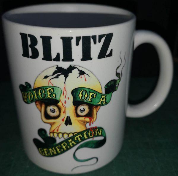 Blitz – Voice of a Generation Mug