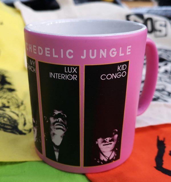 The Cramps – Psychedelic Jungle Mug