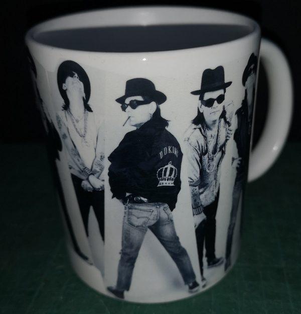 Dee Dee Ramone, Ramones – Dee Dee King Mug