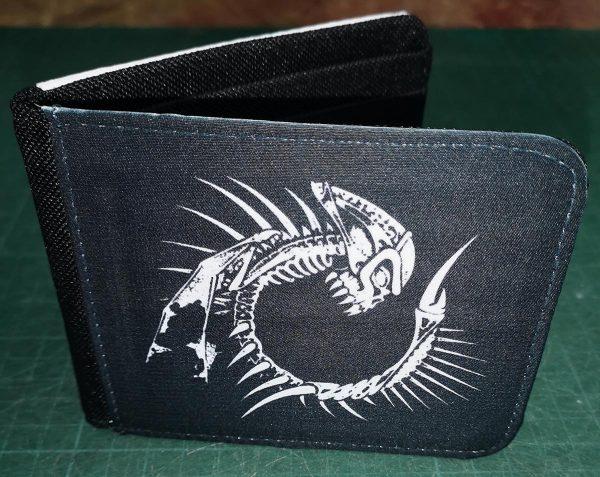 Extinction of Mankind – Logo Wallet
