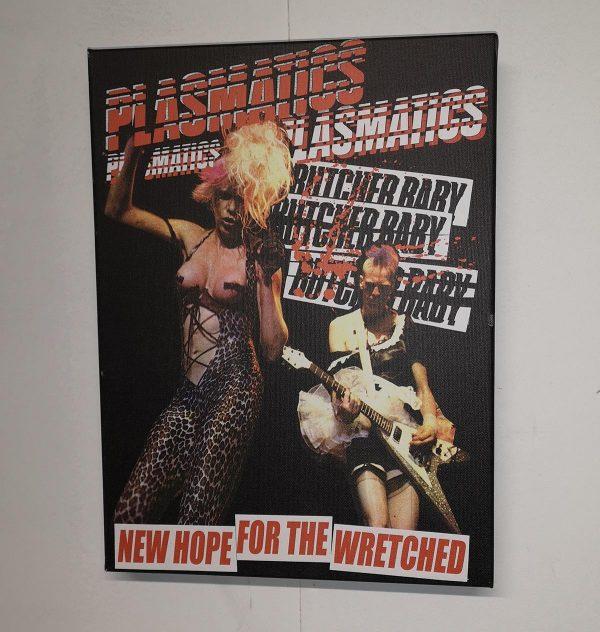 Plasmatics – Butcher Baby Canvas