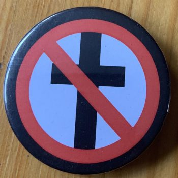 Bad Religion – How Could Hell Be Any Worse? Binlid 52mm Badge