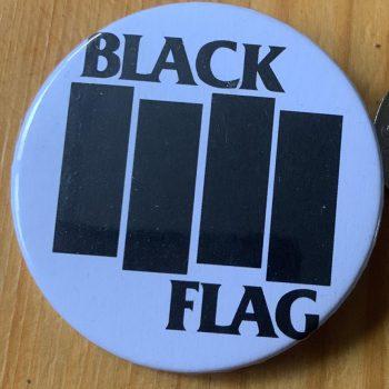 Black Flag – Henry Rollins Binlid 52mm Badge