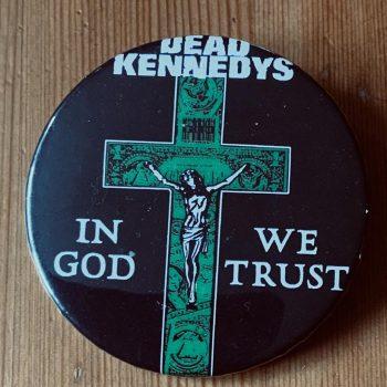 Dead Kennedys – Police Truck Binlid 52mm Badge