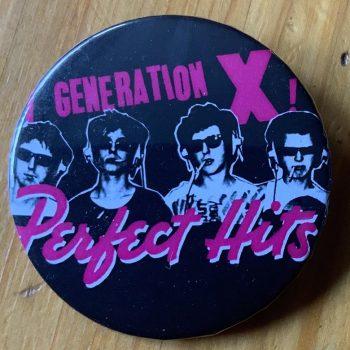 Generation X – King Rocker Mug
